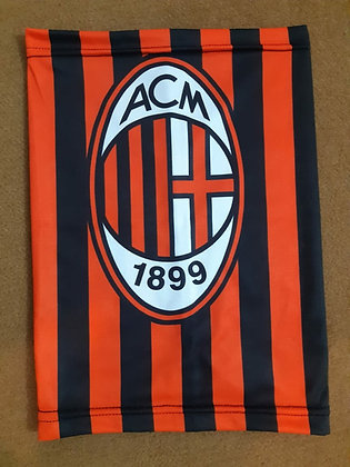 AC Milan Snoods Facecovers Scarf High Quality