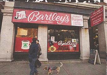 Bartley's, Harvard Square hamburger institution