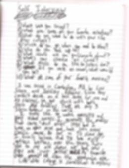 Eitan's notebook