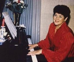 Louise P. Canepa Composer, Pianist