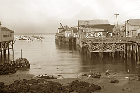 Wharf 1 History