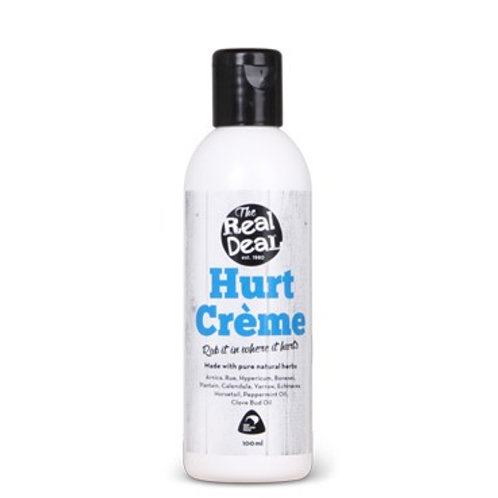 The Real Deal Hurt Creme 100ml