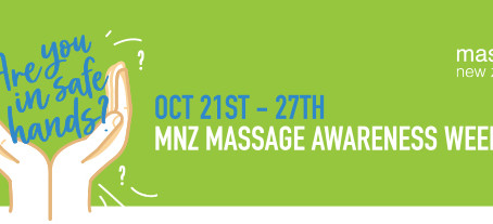 Are You In Safe Hands? Massage Awareness Week 2018