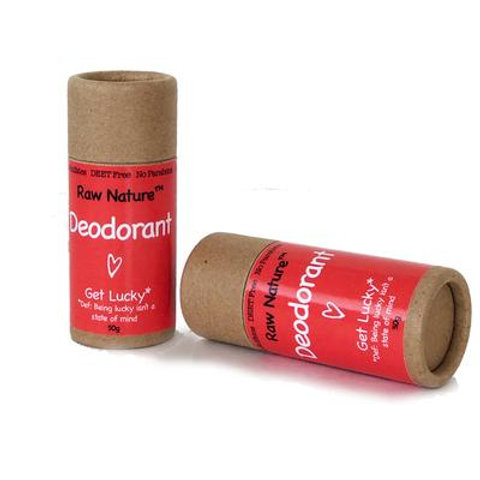 Raw Nature Deodorant Sticks - Get Lucky