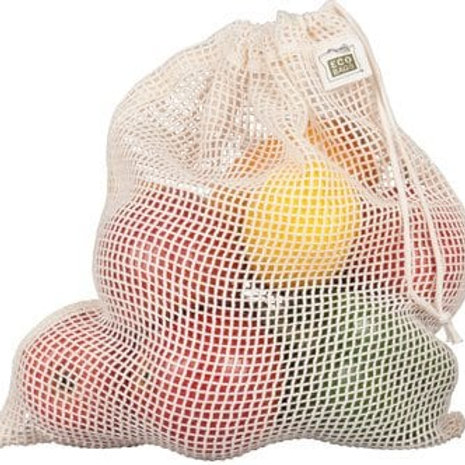 Organic Fresh Produce Bags – Set of 2