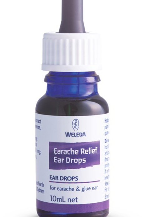 Weleda Earache Ear Drops 10ml