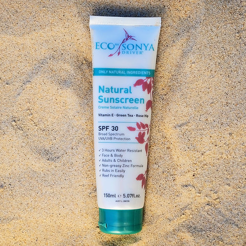 Eco by Sonya Natural Sunscreen SPF30 - 150ml