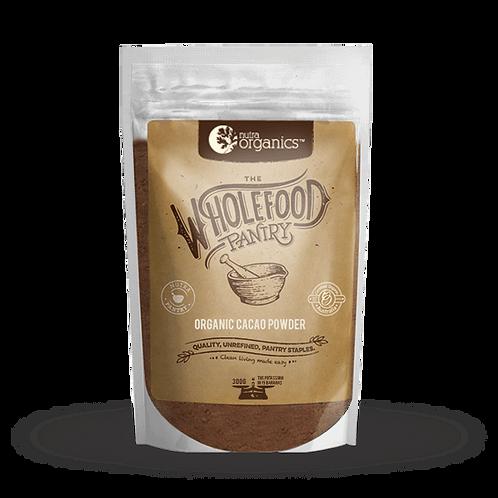 Nutra Organics Cacao Powder 300g/1kg