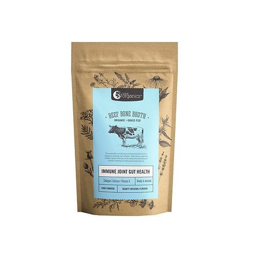 Nutra Organics Beef Bone Broth (3 flavours) 100g