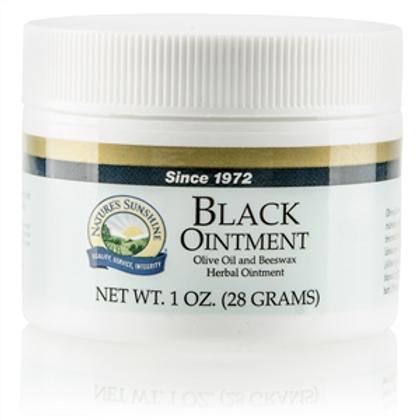 Natures Sunshine Black Ointment 28g
