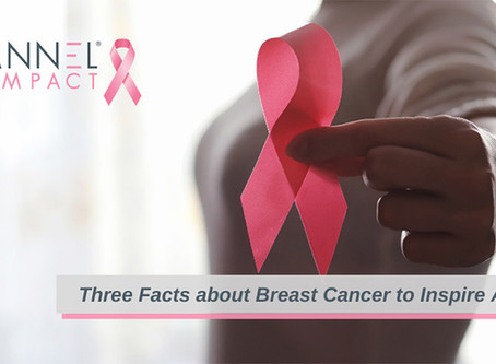 Three Facts about Breast Cancer to Inspire Action