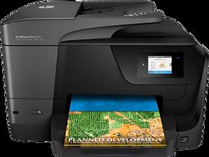 Impresora Todo-en-Uno HP OfficeJet Pro 8