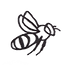 icône abeille du verger de pirouette79