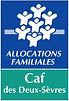 logo CAF Allocations familiales des Deux-Sèvres 79000