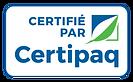 Logo Certipaq - boulange de Rose-Elise