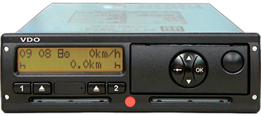 VDO DTCO 3283