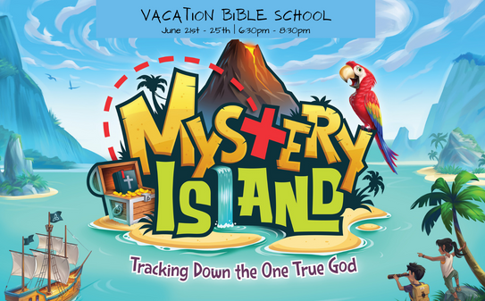 Copy of vacation Bible School June 21st