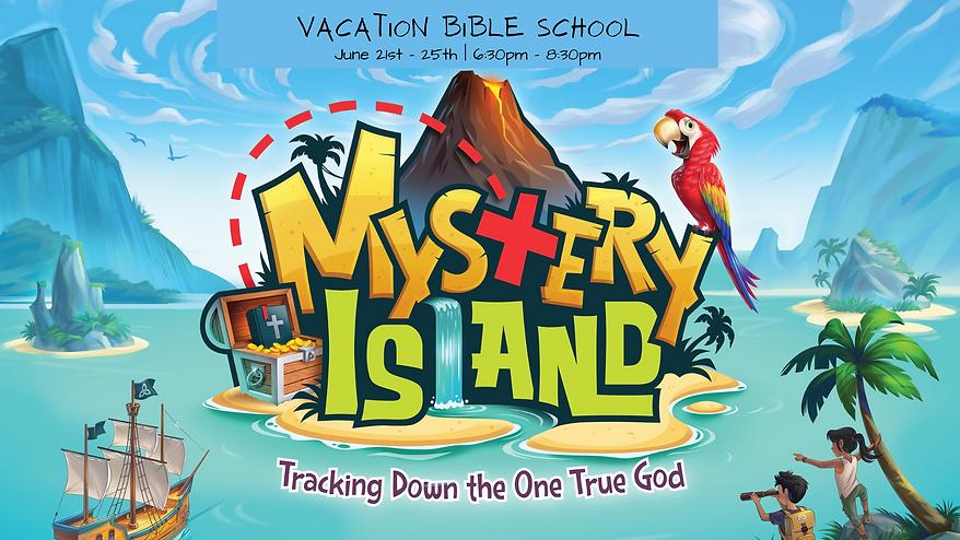 Copy of vacation Bible School June 21st