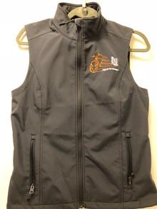 Zip-up vest