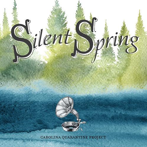 """Vinyl Album """"Silent Spring"""""""
