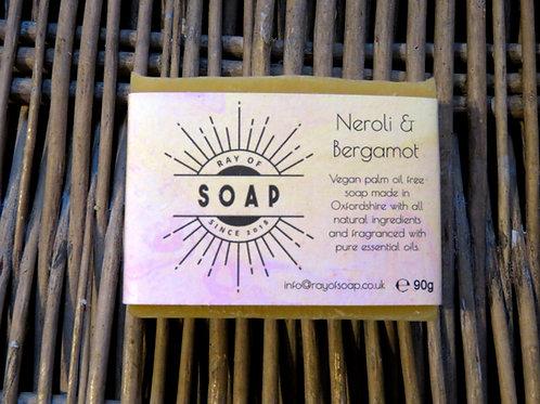 Neroli & Bergamot Soap
