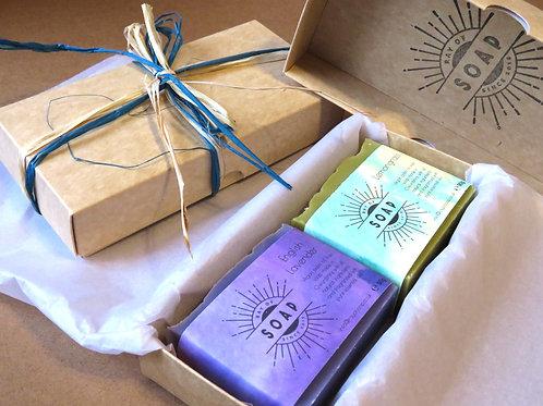 Custom Soap Duo Gift Set