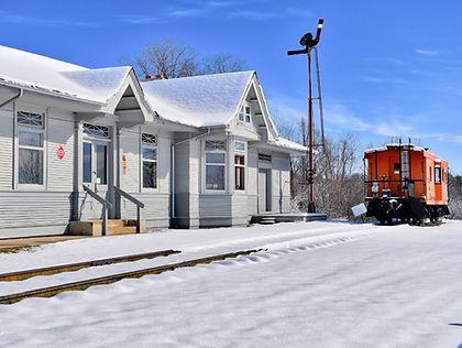 Winter Rail Station.JPG