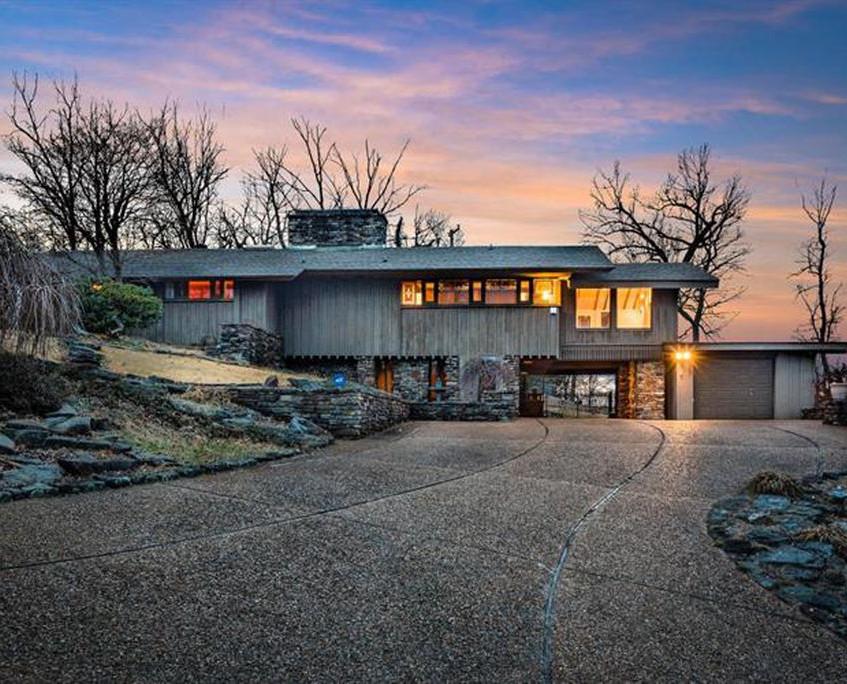 E. Fay Jones Home for Sale