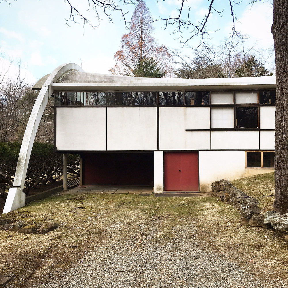 George Nakashima architecture