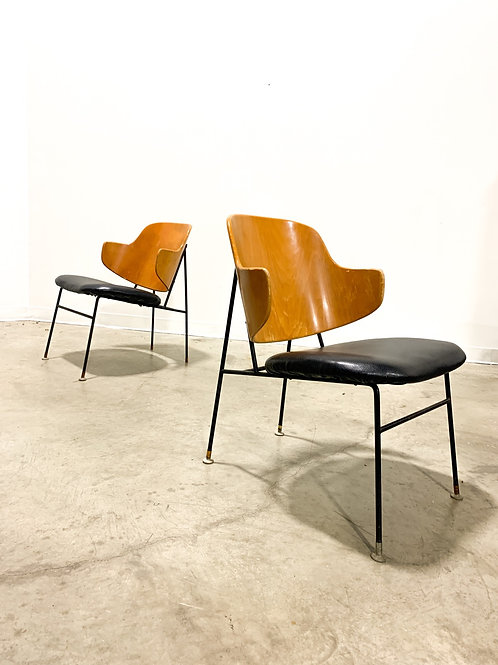 Kofod Larsen Penguin Chairs