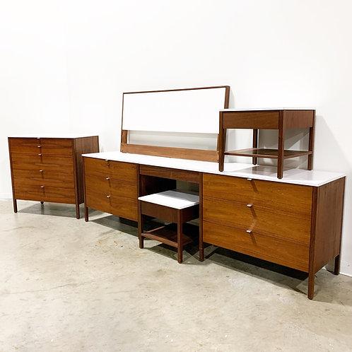 Florence Knoll bedroom set