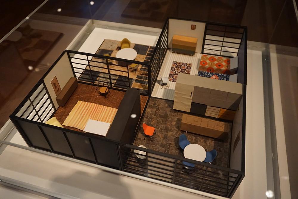 Eames model home