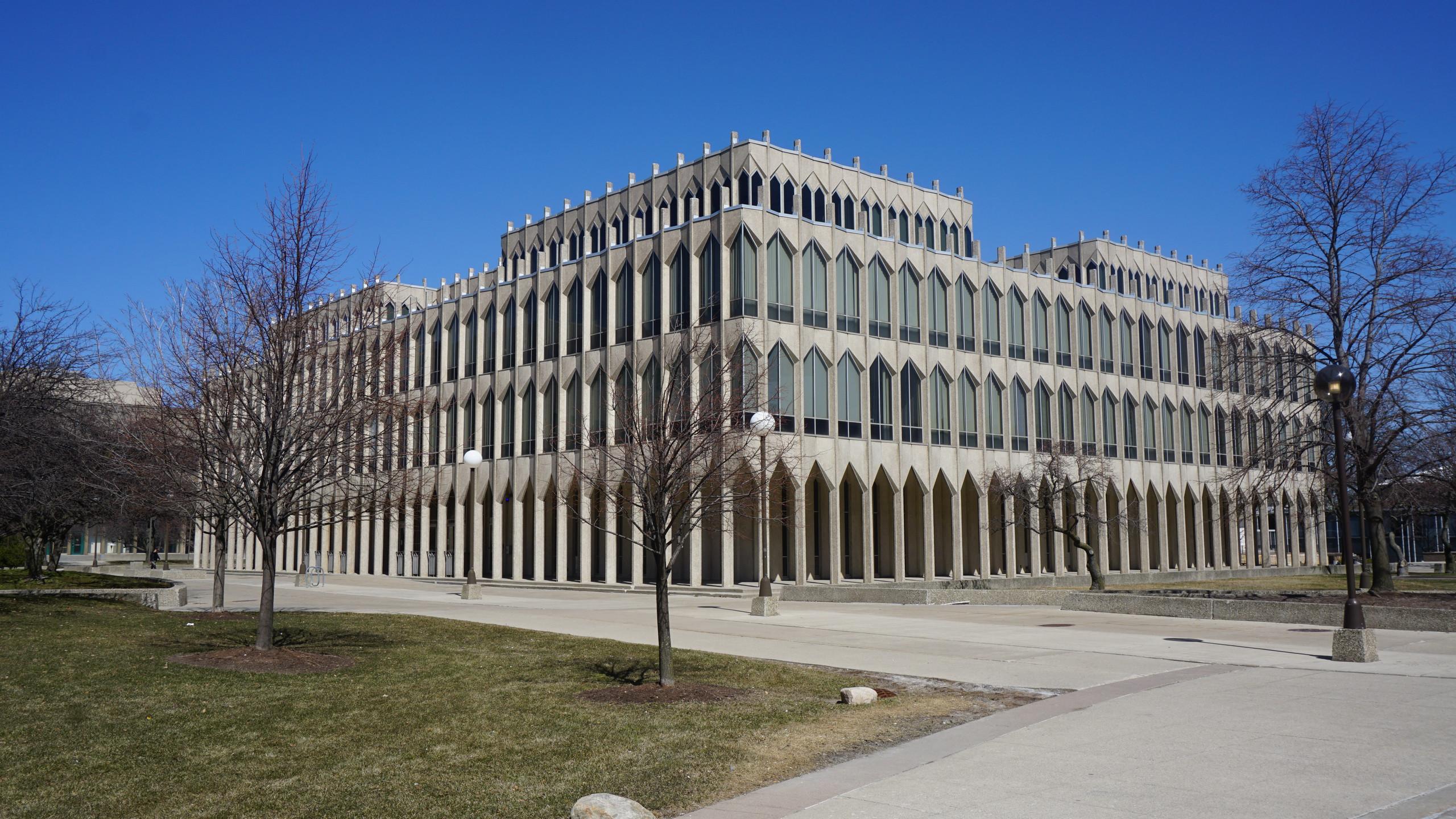 WSU College of Education Building