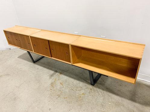 Finn Juhl for Baker set of 3 hanging cabinets