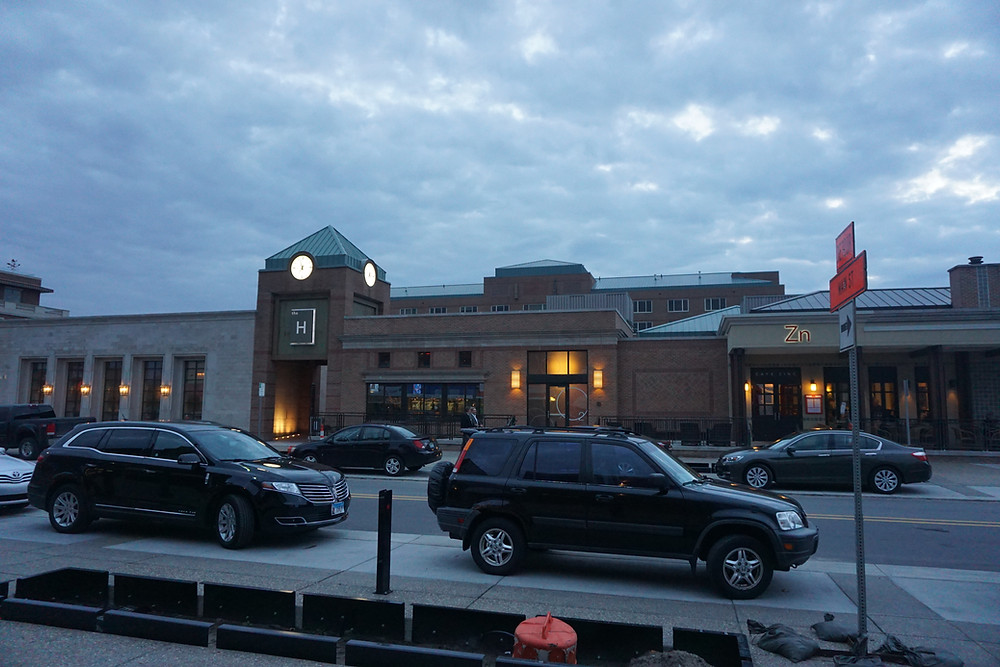 H Hotel Midland Cafe Zinc