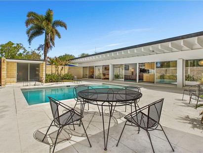 Mid-Century Modern Real Estate for Sale: March 9th, 2018