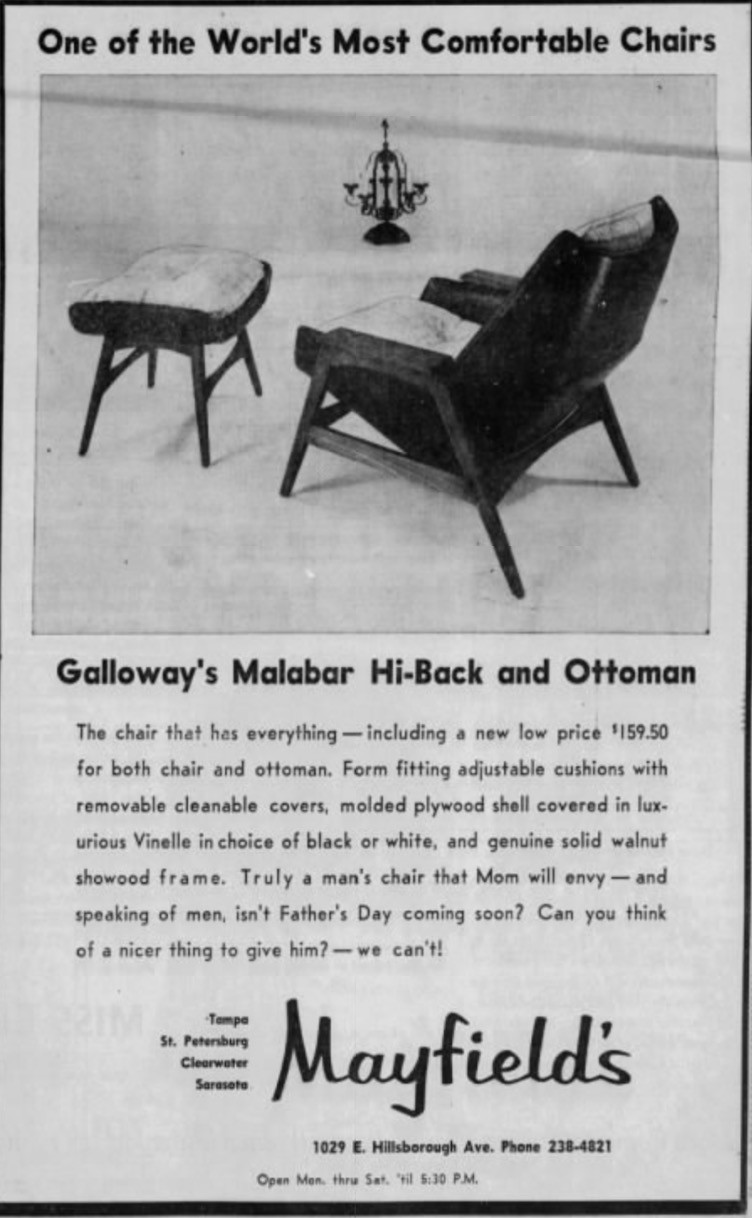 Galloway's Malabar Chair