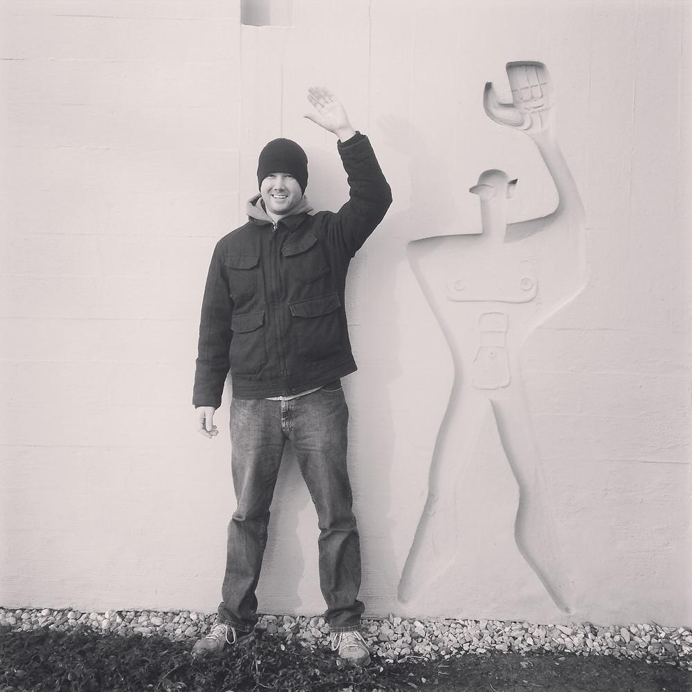Corbusier Modular Man