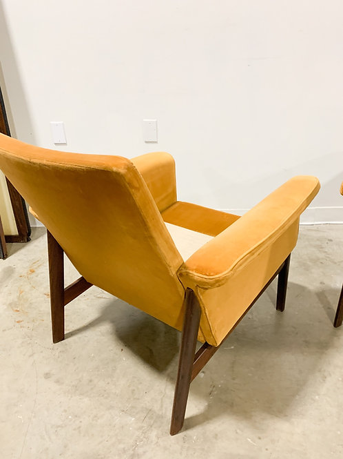 Finn Juhl Jupiter Rosewood lounge chairs