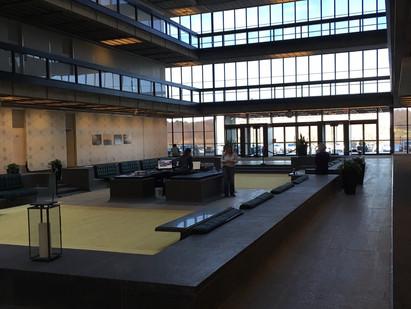 Restoring Saarinen's Bell Labs Building