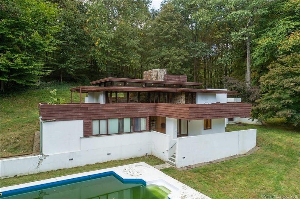 Frank Lloyd Wright Apprentice home for sale
