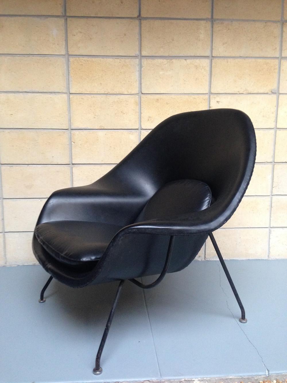 womb chair, saarinen, st. louis arch, mid century designer