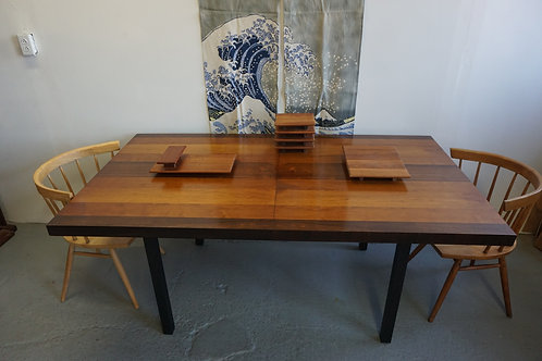 Milo Baughman Dining Table for Directional Furniture