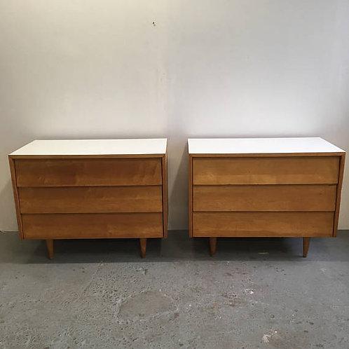 knoll dresser, louver front dresser, early knoll, florence knoll dresser