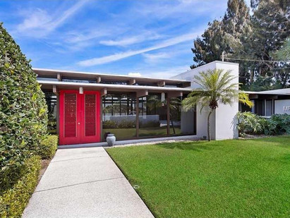 Mid Century Modern Real Estate for Sale, Aug 24th, 2018