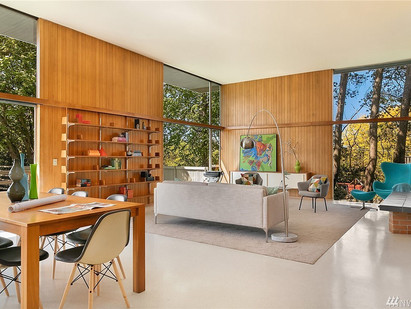 Mid-Century Modern Real Estate For Sale: May 3rd, 2019
