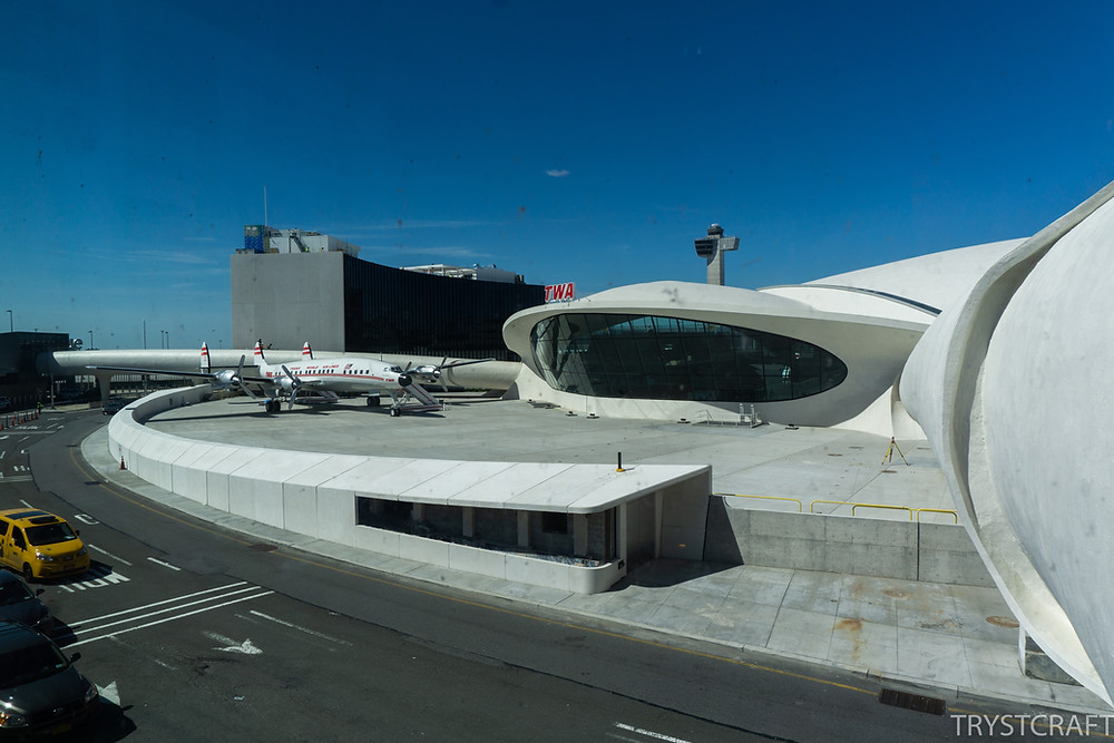 Connie TWA hotel
