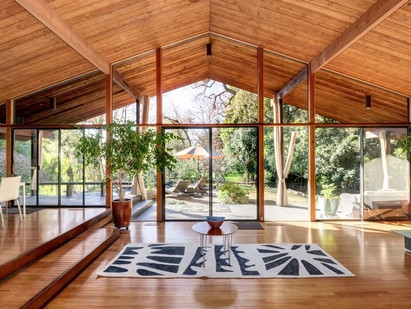 Mid-Century Modern Real Estate for Sale: Feb 2nd, 2018