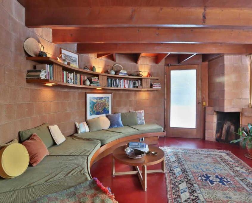 Ted Van Fossen Home