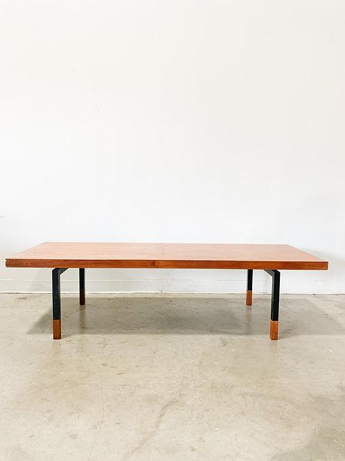 Johannes Aasbjerg Teak Coffee Table or Bench